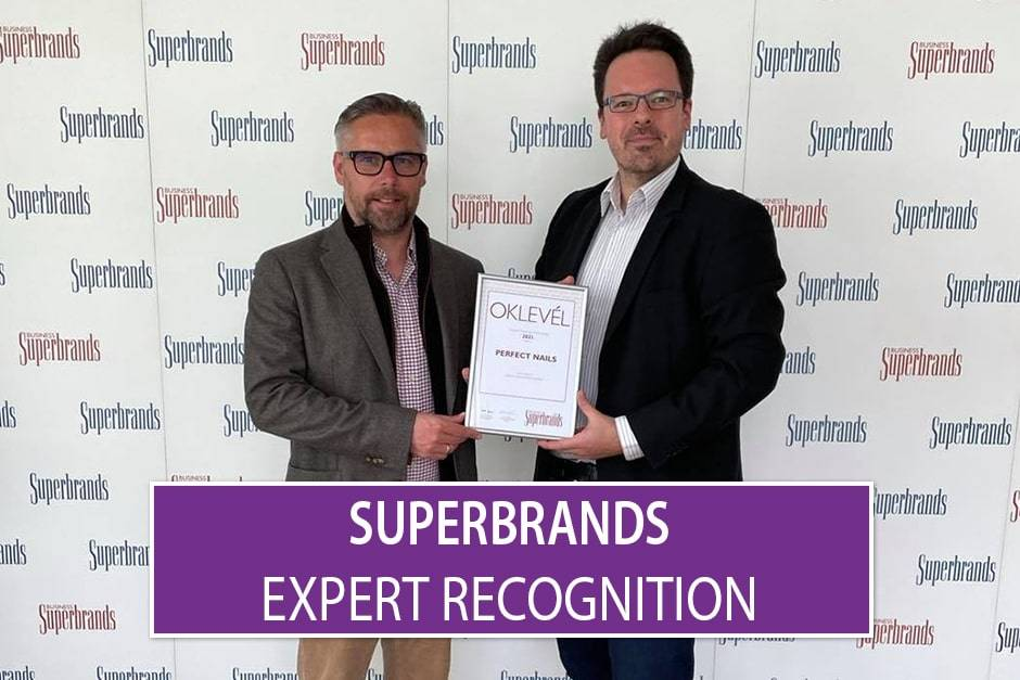 Superbrands – Expert Recognition For Perfect Nails